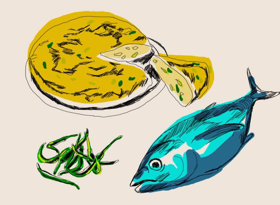 Cinco tortillas de maestros de la cocina que podemos hacer en casa para sentirnos como en un bar