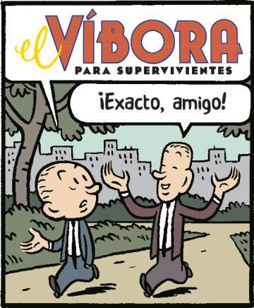 El Víbora' vive! La revista de cómic contracultural resucita para ...