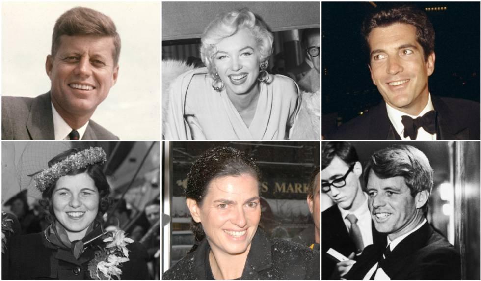 Cronología De La Maldición Kennedy Todas Las Tragedias De Los Miembros Y Allegados A La Familia Más Poderosa De Ee Uu Icon El País