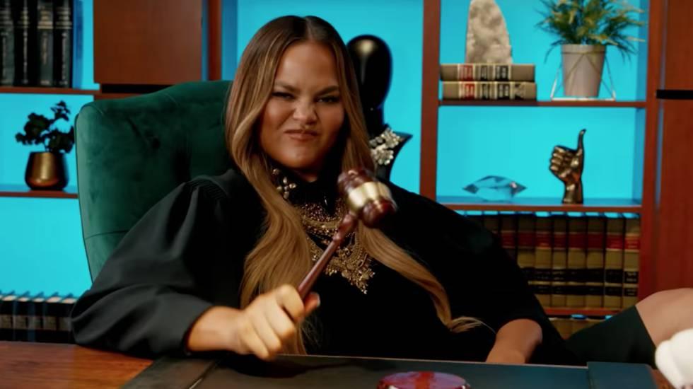Chrissy Heigne es la jueza con la que nadie jamás se quiere topar.