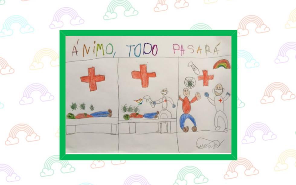 Dibujo de Lucas.