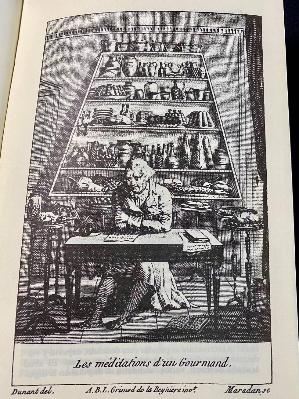 Grimod de la Reynière, el primer periodista gastronómico de la historia