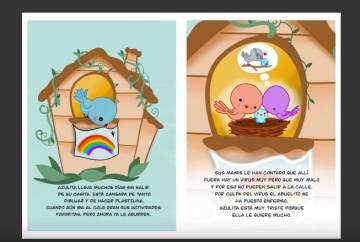Material útil para padres: cuentos infantiles gratis sobre el coronavirus y el confinamiento
