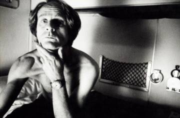 Mario Pacheco en un autoretrato de los ochenta. (Foto cedida por el documental 'Revelando a Mario')