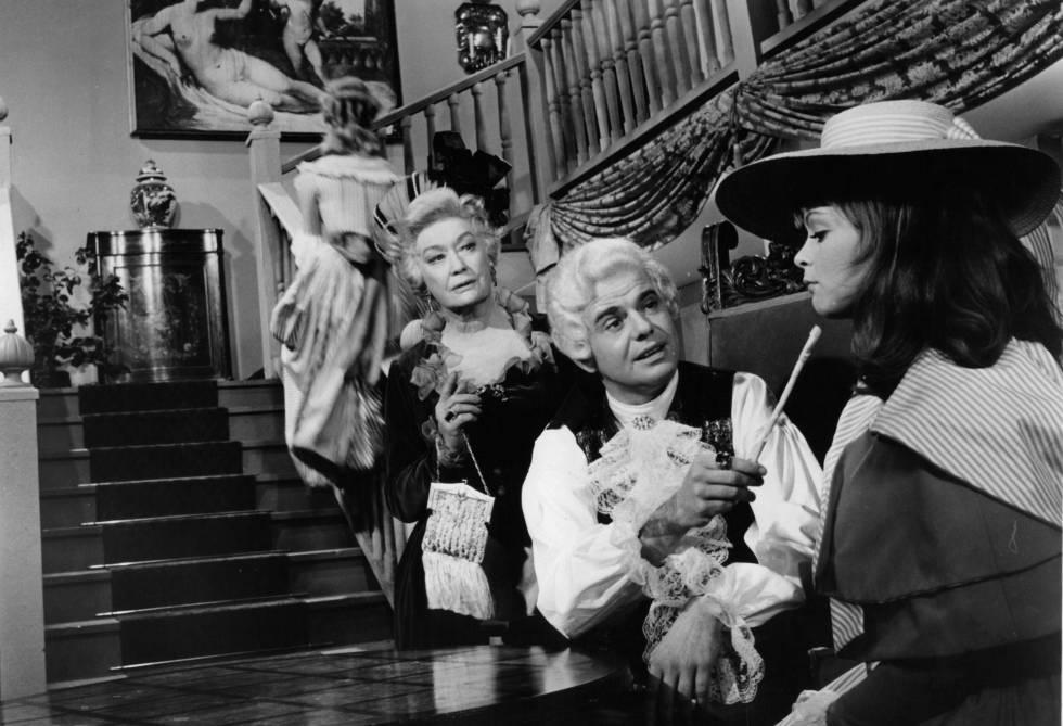 Leticia Roman interpretó a Fanny Hill en la versión cinematográfica de 1964.