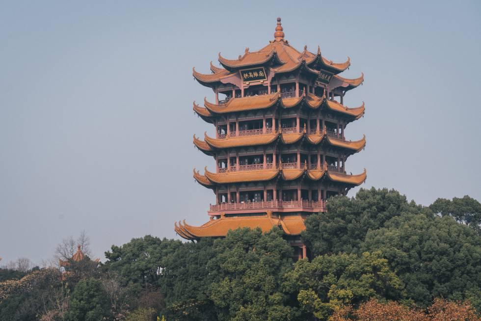 arquitectura wuhan