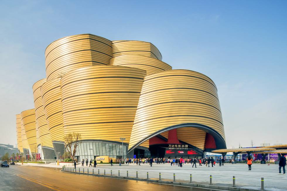 wuhan arquitectura