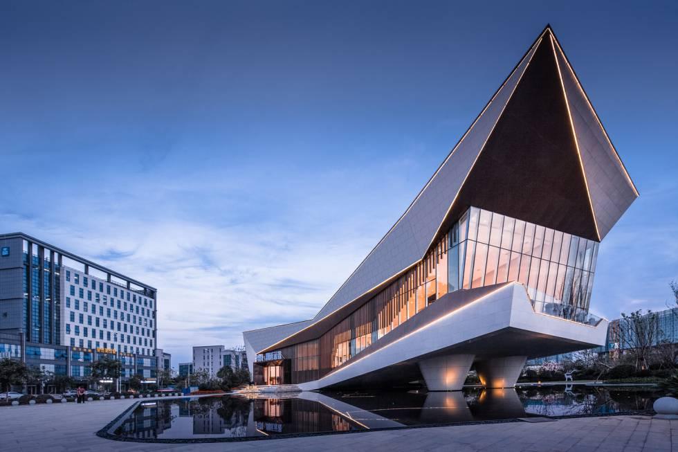 wuhan arquitectura