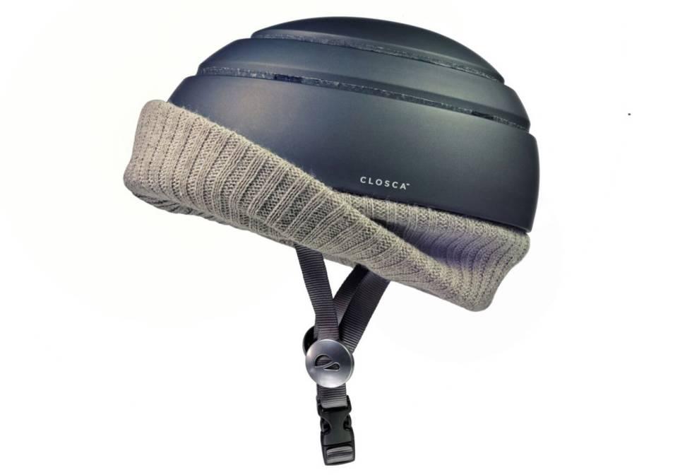 'Closca Helmet', desplegado.