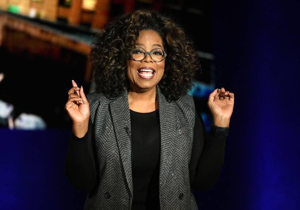 Oprah Winfrey en 2019.
