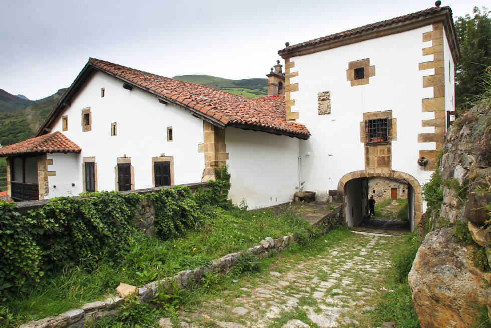 Tudanca, casa museo de José María de Cossío.