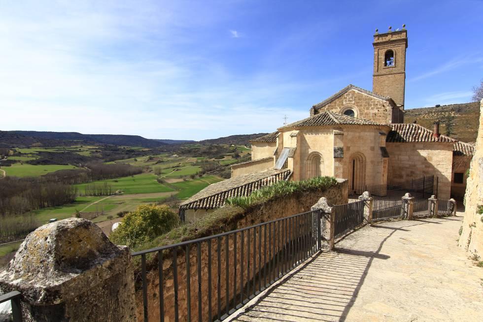 Brihuega, una villa con una localización privilegiada a menos de 100 kilómetros de Madrid.