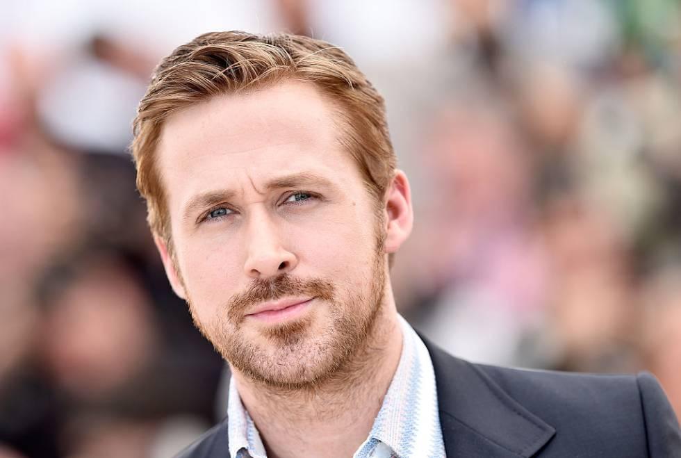 Ryan Gosling en el Festival de Cannes en 2016.