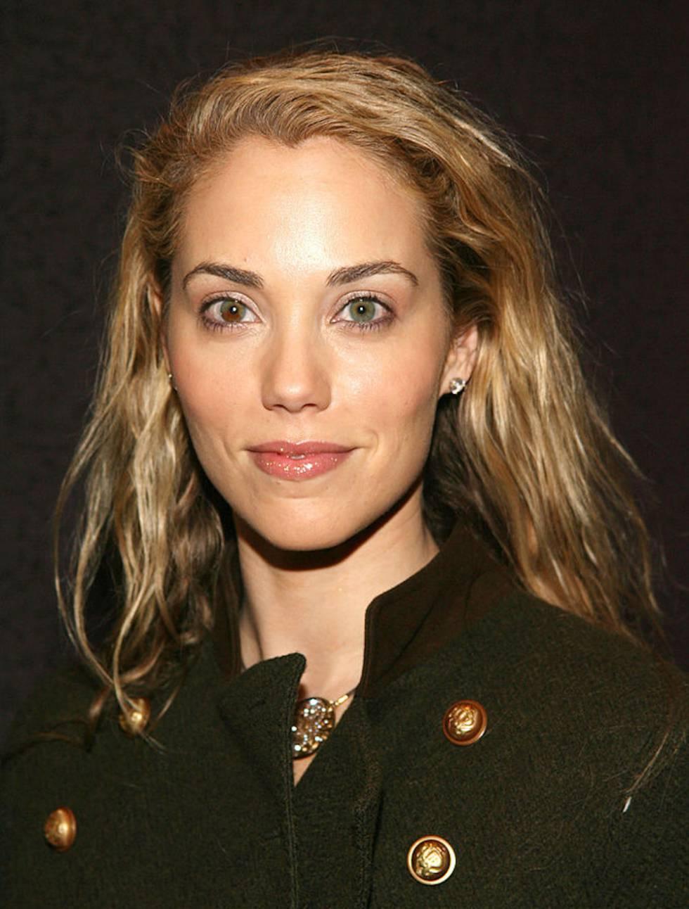 Elizabeth Berkeley en el estreno de 'La fuente de la vida' en Nueva York en 2006.