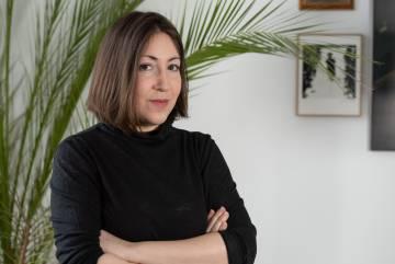 Deborah Feldman, su autobiografía ha inspirado la serie, aunque ella ni toca el piano ni huyó a Berlín.