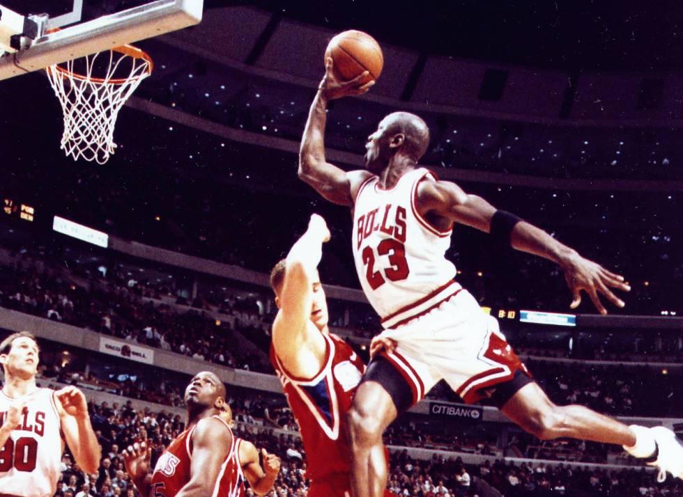Cómo Michael Jordan Revolucionó El Baloncesto Y La Moda Masculina Icon El País