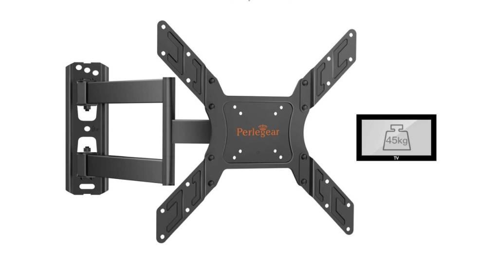 Inclinable y giratorio: este soporte para la televisión tiene más de 18.000 valoraciones en Amazon