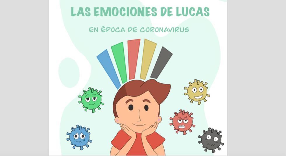 Coronavirus Un Cuento Para Que Los Niños Con Autismo Entiendan Sus Emociones Durante El Confinamiento Mamás Y Papás El País