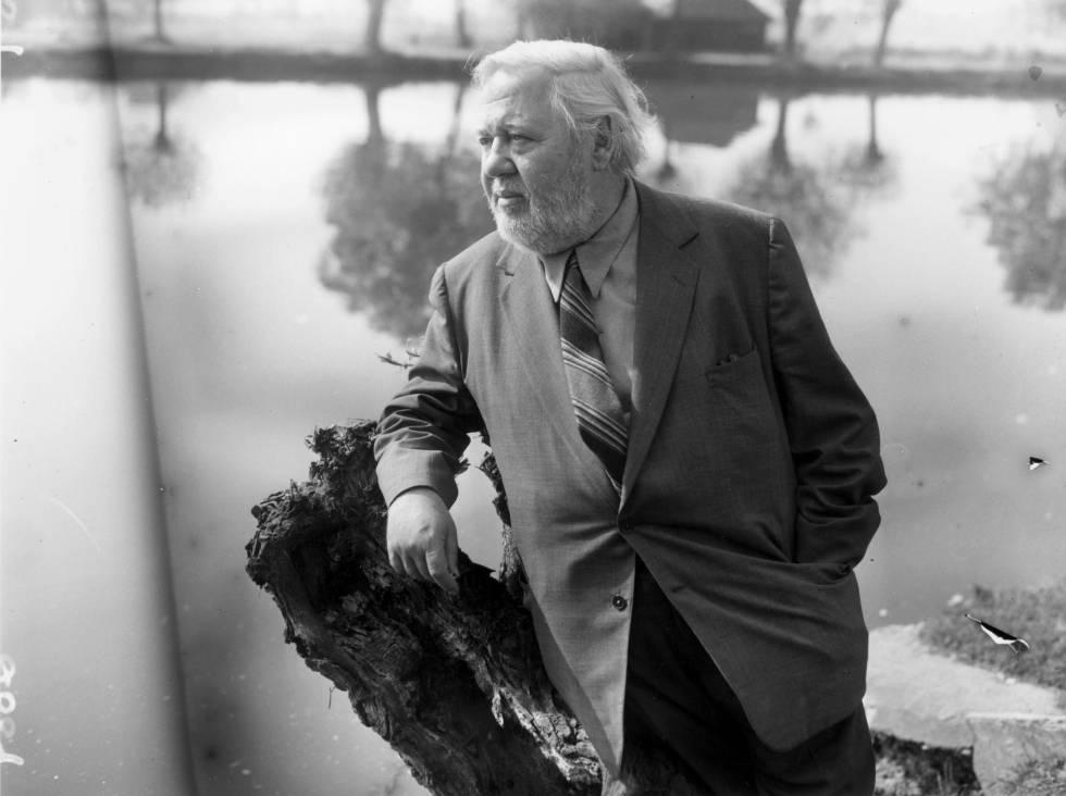 Charles Laughton en 1959.