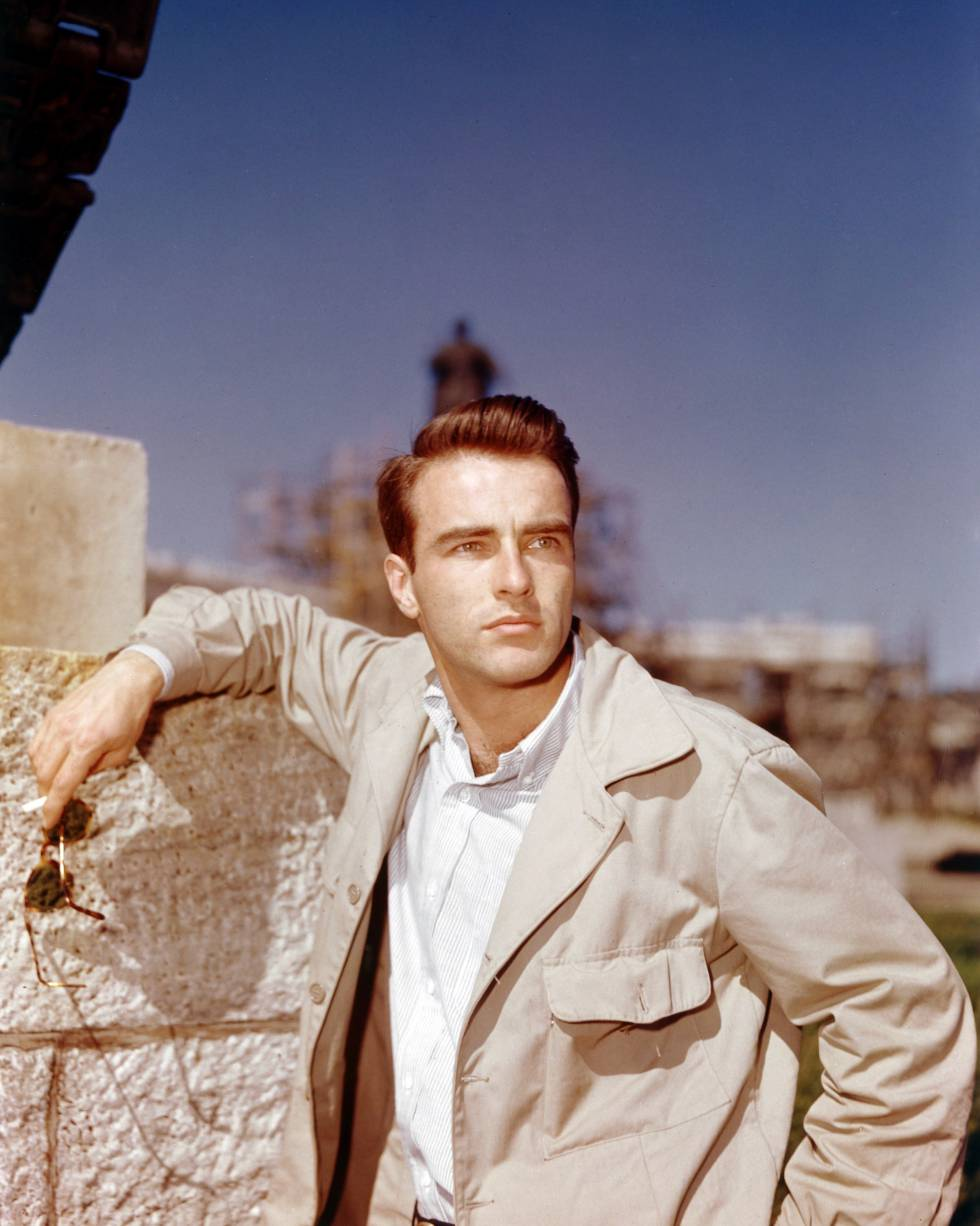 Montgomery Clift en 1950.