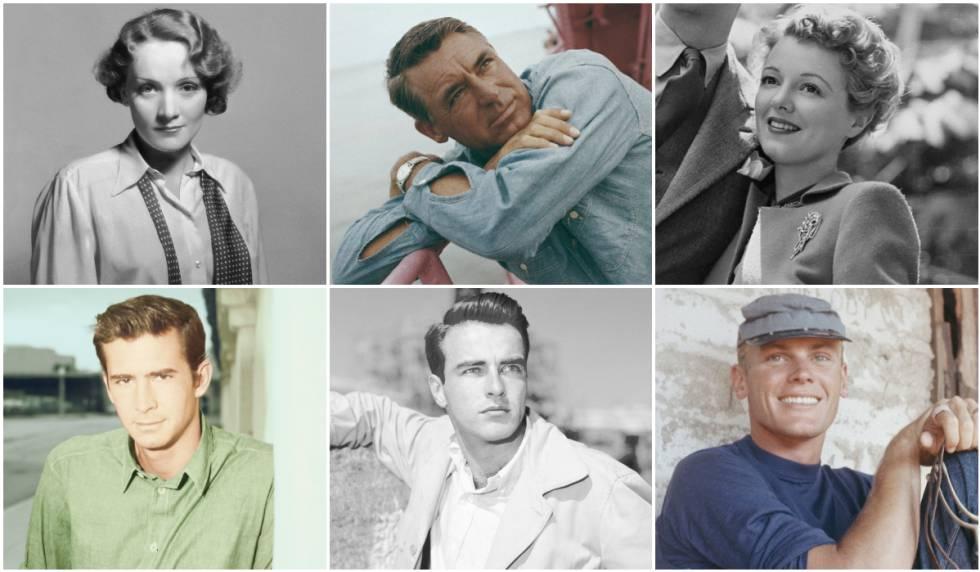 Marlene Dietrich, Cary Grant, Janet Gaynor, Anthony Perkins, Montgomery Clift y Tab Hunter, entre otras estrellas de Hollywood, tuvieron que lidiar con los prejuicios de la industria del cine.