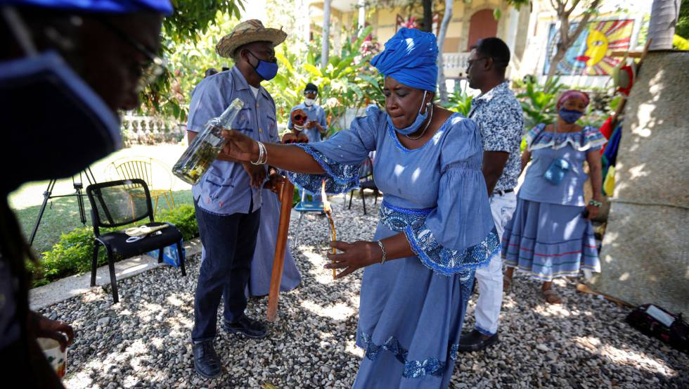 Magia vudú que todo lo cura en Haití   Planeta Futuro   EL PAÍS