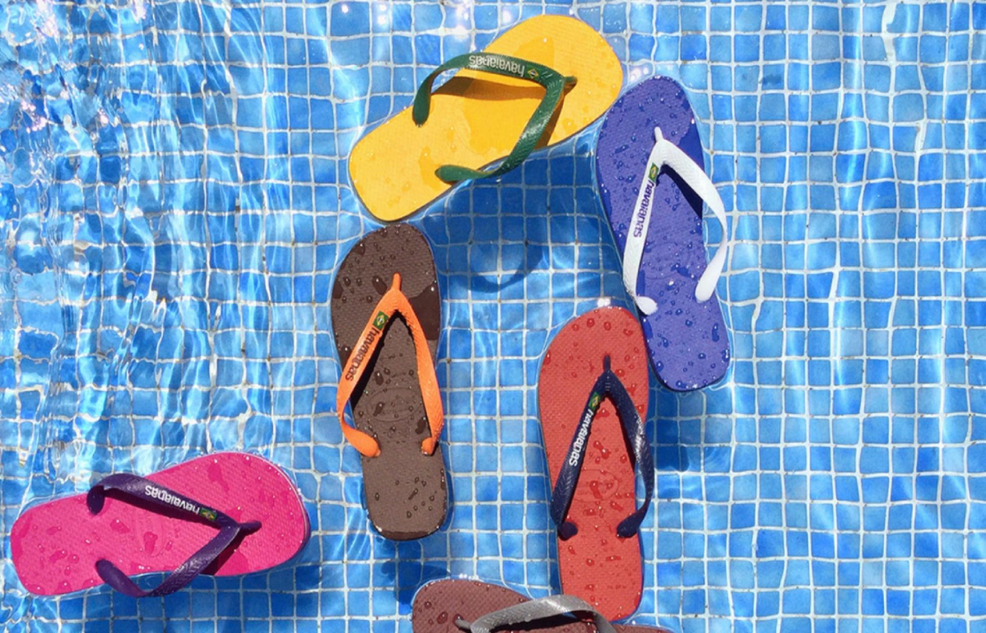 Chanclas Havaianas: un clásico del verano