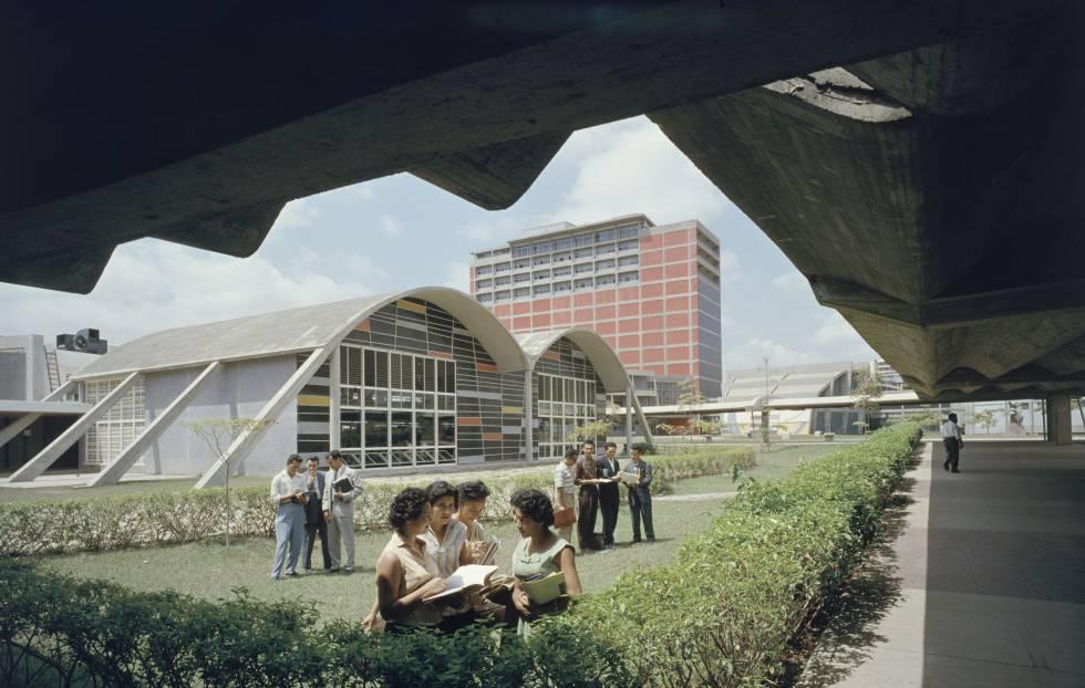 universidad venezuela patrimonio