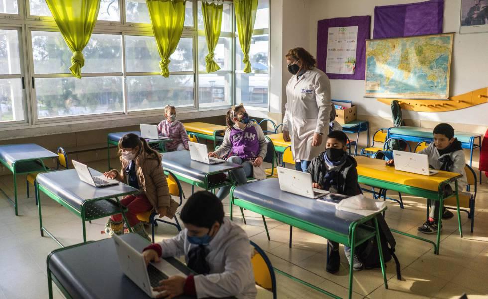 Directores: la llave hacia el éxito educativo en la pandemia | Planeta  Futuro | EL PAÍS