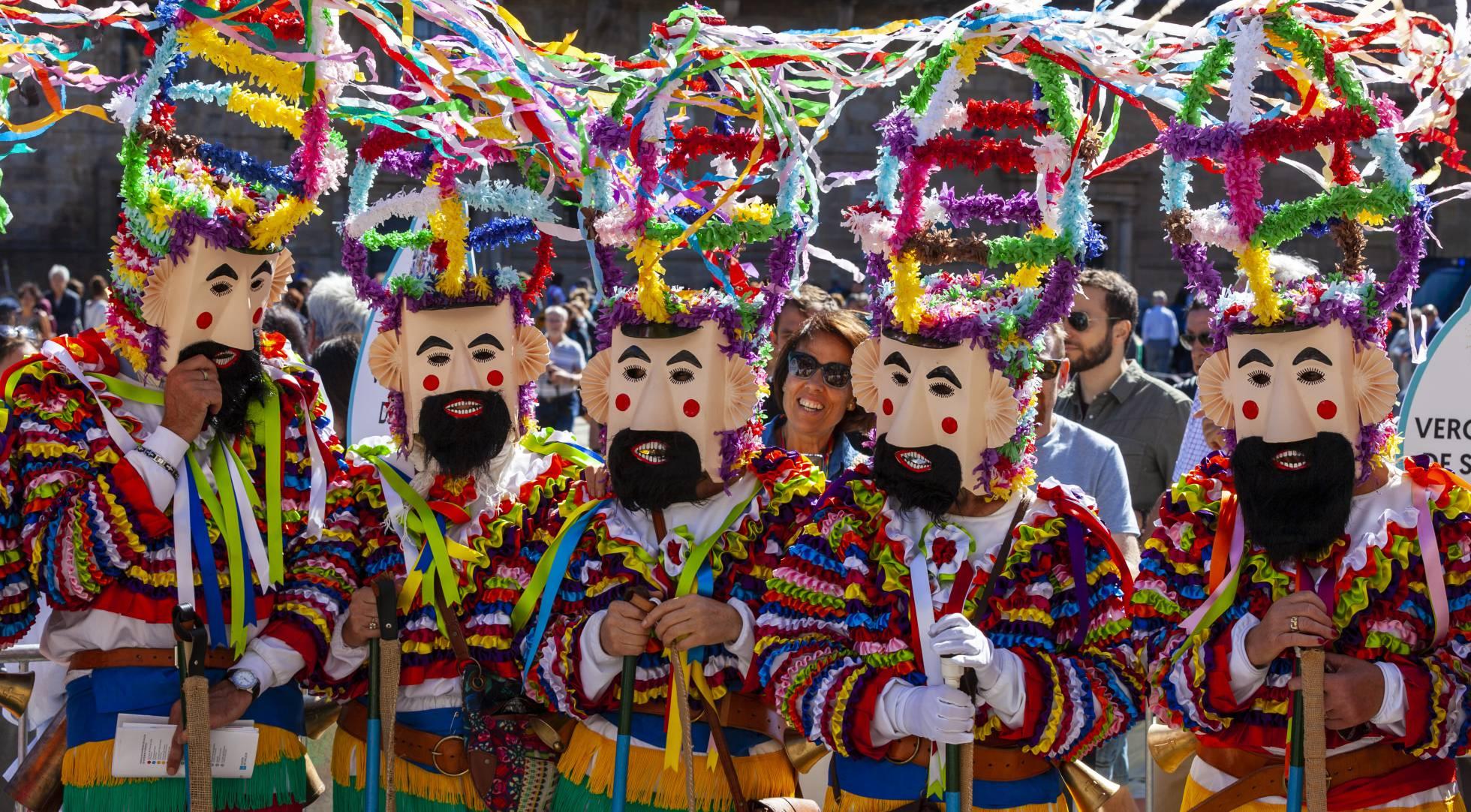 Fotos Las Fiestas De Galicia Tradición Y Cultura Cultura El País