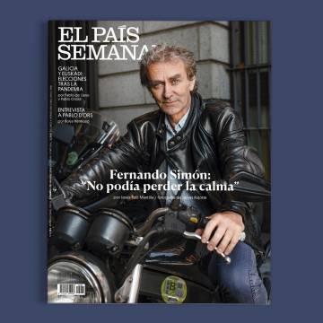 Descifrando a Fernando Simón, este domingo, en 'El País Semanal'