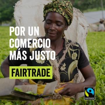 Fairtrade, sostenibilidad y medio ambiente