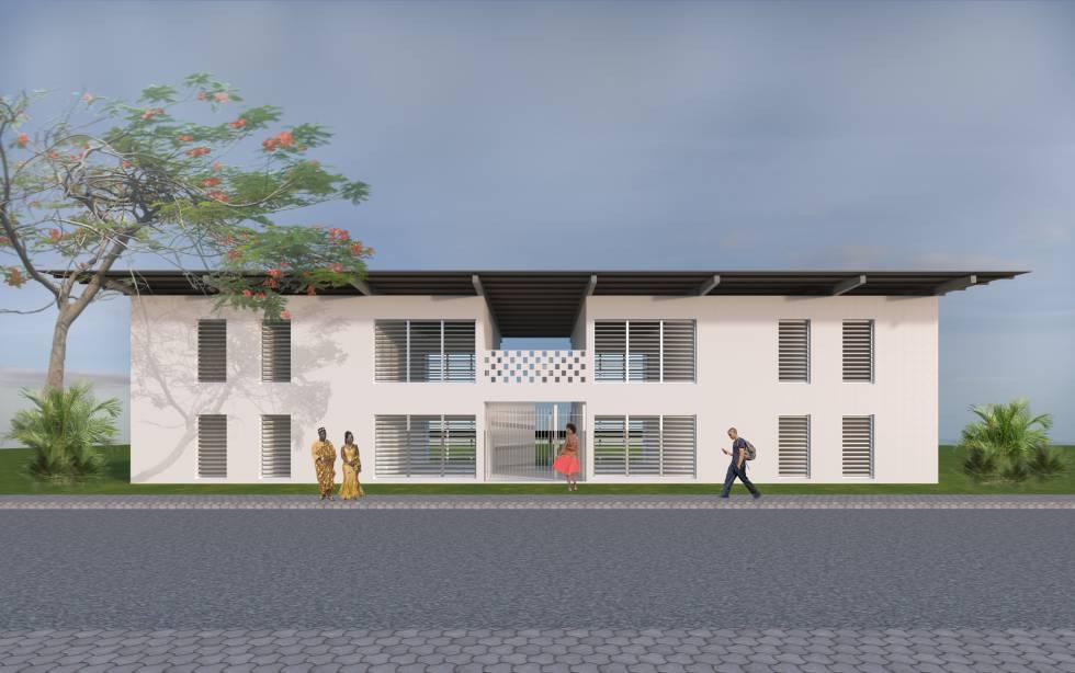 África: de la vivienda de emergencia a la ciudad sostenible