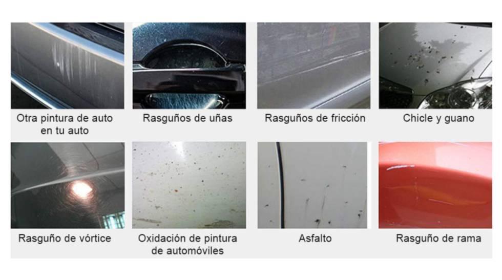 Descubre el reparador de arañazos para el coche más vendido en Amazon