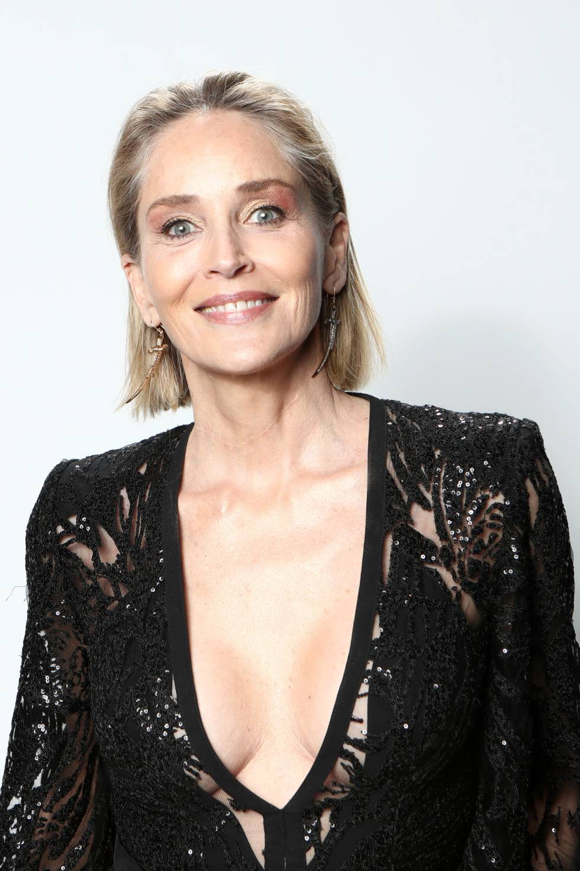 Sharon Stone está considerada, a sus 62 años, una de esas actrices de Hollywood que han madurado