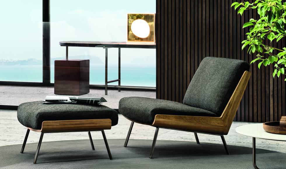 Entre lo arquitectónico y la alta costura: así es la nueva y revolucionaria colección de Minotti