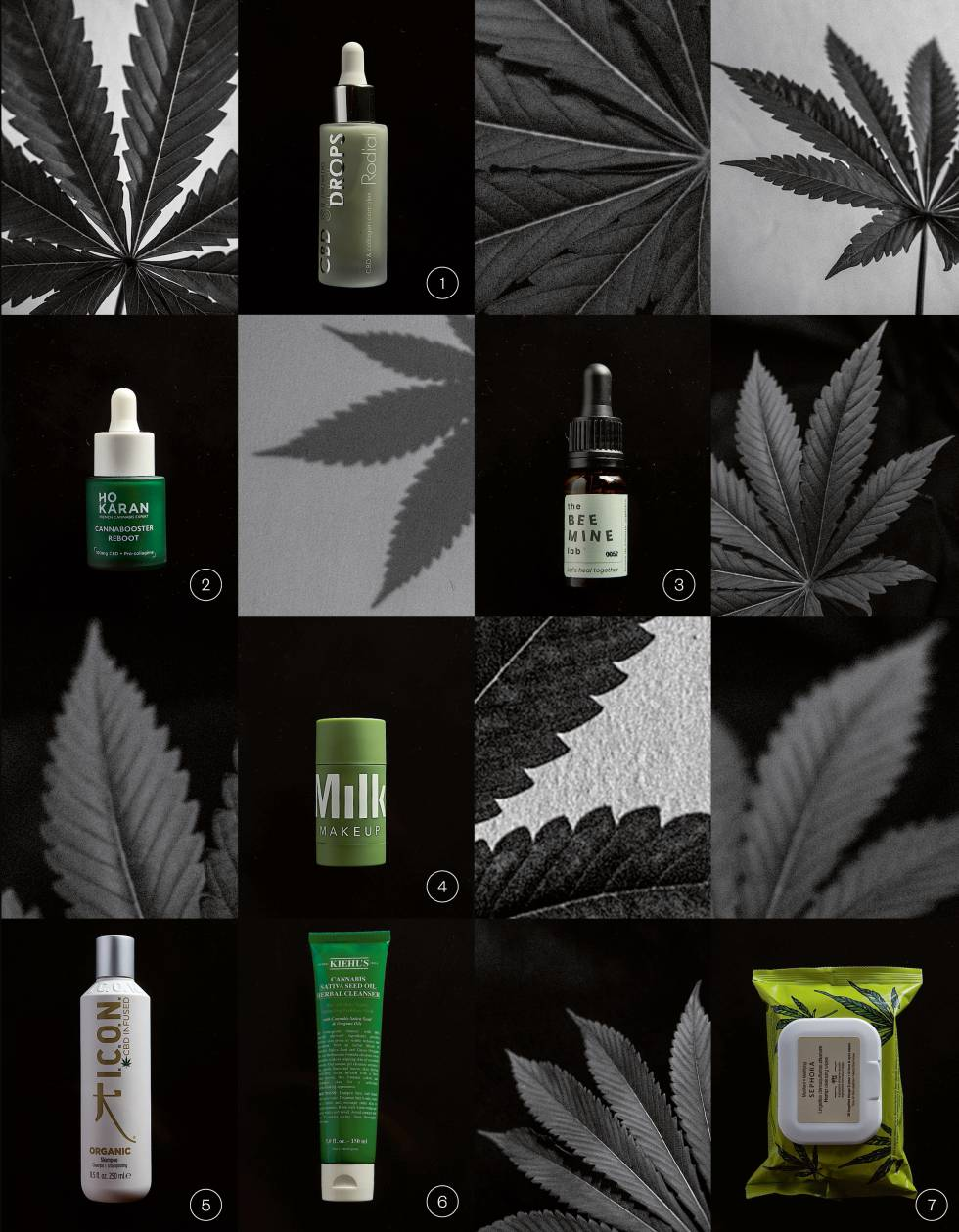 Marihuana para cuidarte; marihuana para embellecerte