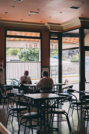 Bar El Tudelano.