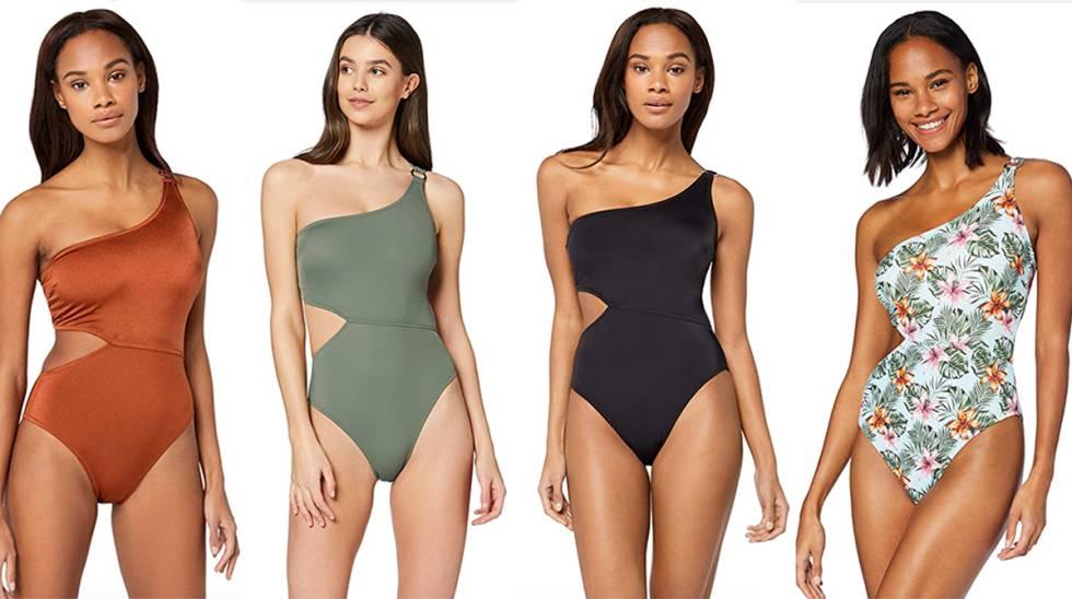 ¿Bañador o bikini? No podemos elegir entre estos dos trajes de baño tendencia a la venta en Amazon