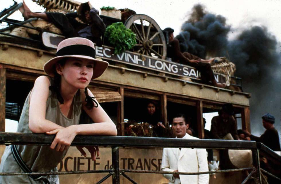 La británica Jane March interpretó escenas de alto voltaje con solo 19 años en 'El amante', una película que daría lugar a mucha leyenda en 1992.