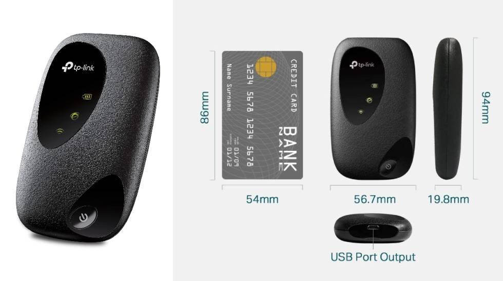 No te quedes sin wifi estés donde estés con el router 4G portátil más vendido en Amazon
