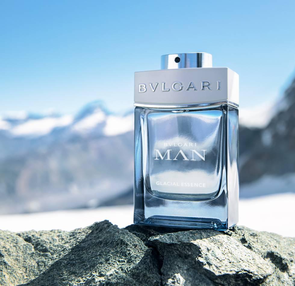 El frasco de Bvlgari Man Glacial Essence está elaborado con cristal procedente de fabricantes respetuosos con el medio ambiente.