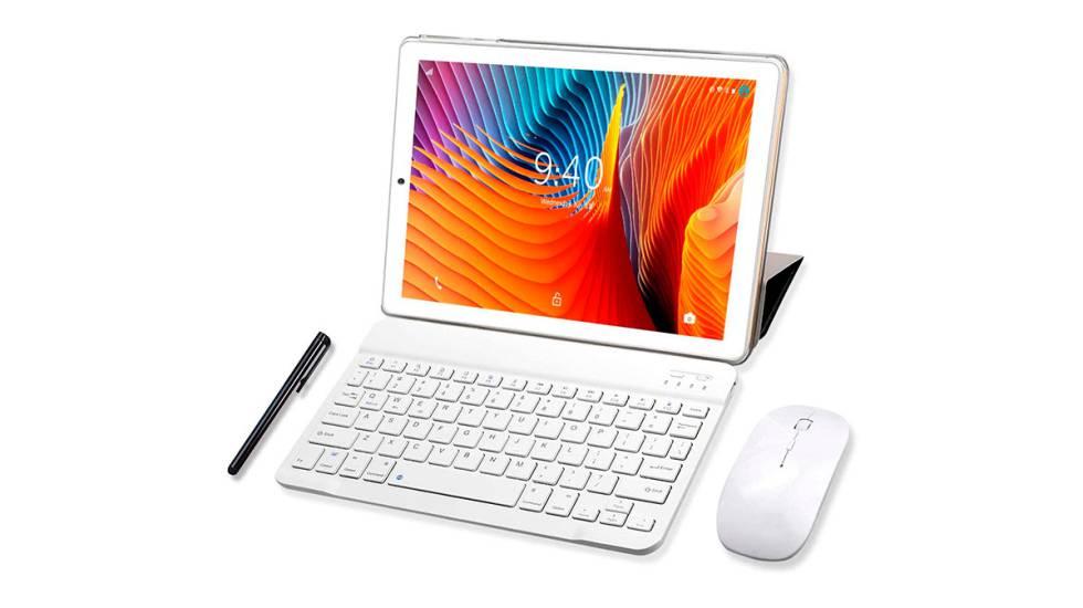 tablet teclado 10 pulgadas