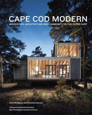 Portada del libro 'Cape Cod: Mid-Century Architecture and Community on the Outer Cape' (Metropolis Books).