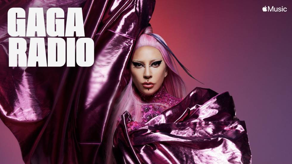 Lady Gaga, nueva DJ de Apple Music Radio.