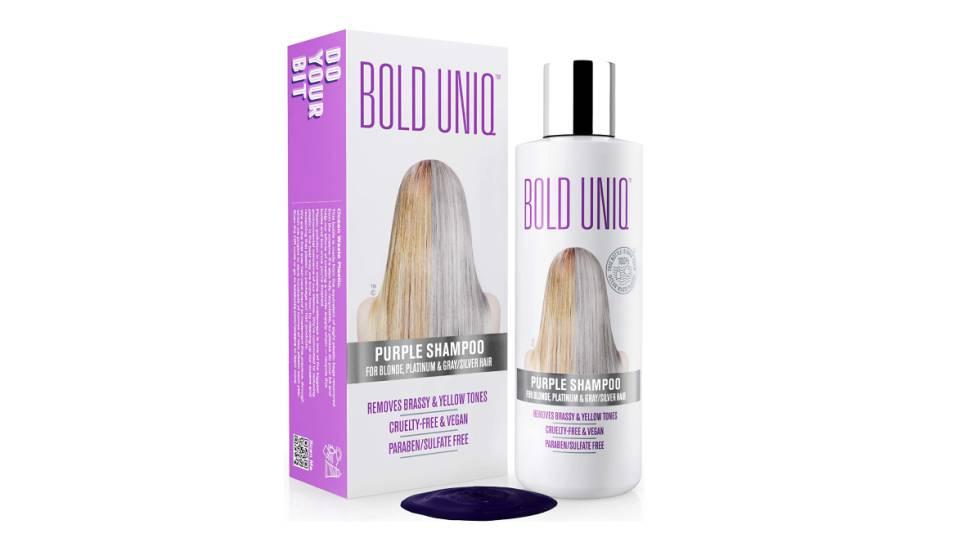 Cabellos rubios, blancos o con mechas: revitaliza el color de tu pelo tras el verano con este champú matizador