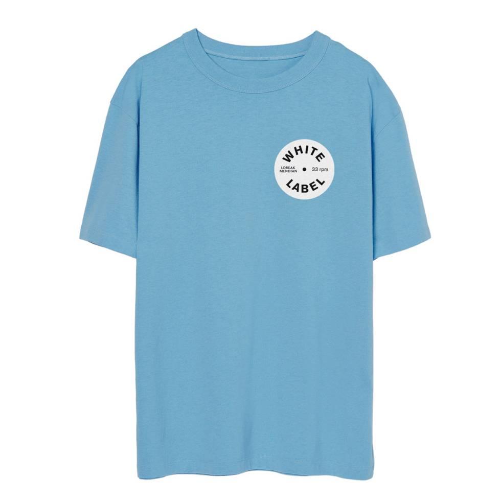 Camiseta White Label.