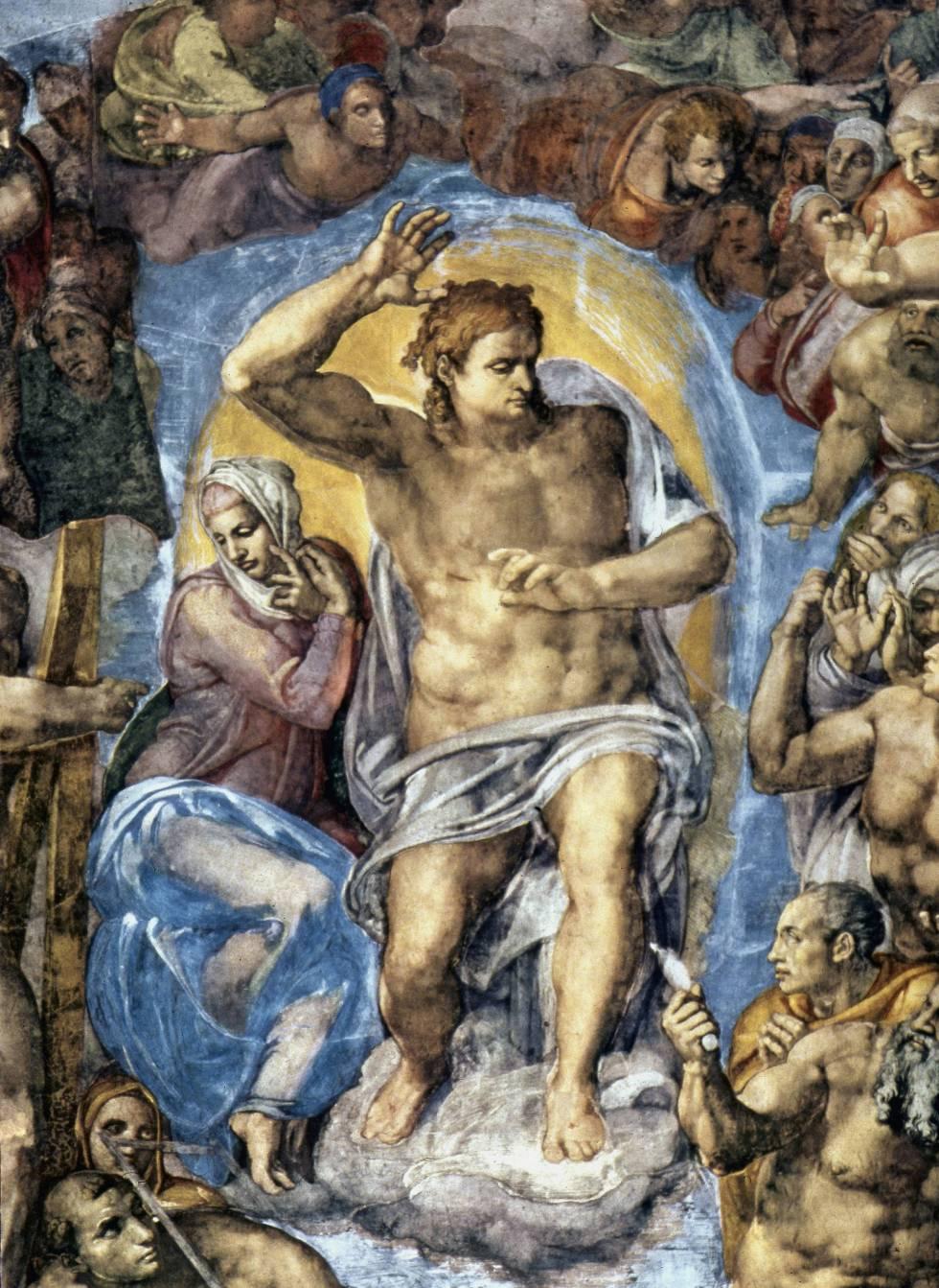 La Capilla Sixtina vuelve a desnudarse | EL PAÍS Semanal