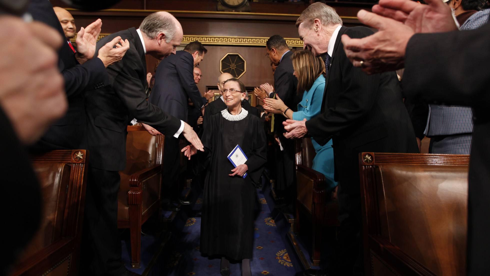 Fotos: La vida de Ruth Bader Ginsburg, en imágenes | Internacional | EL PAÍS