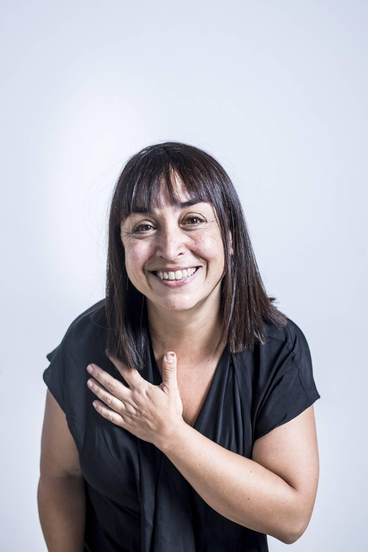 Cristina Gutiérrez, del área de educación y escuelas.